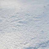 Background of fresh snow Royalty Free Stock Photo
