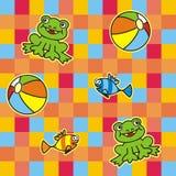 Background-frog Stock Image