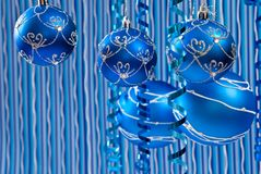 Free Background From Christmass Baubles Royalty Free Stock Photo - 16126165