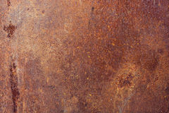 Background From Sheet Of Metal Stock Image
