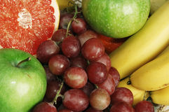 Background from fruit Royalty Free Stock Photography