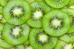Background with fruit kiwi Royalty Free Stock Photo