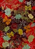 Background garden style. Colour background decoration garden stylisch abstract designe Stock Images