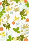 Background garden style. Colour background decoration garden stylisch abstract designe Stock Photos