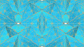 Background Hipster Geometric Colorful Vector Royalty Free Stock Photography
