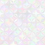 Background Geometric flower Royalty Free Stock Images