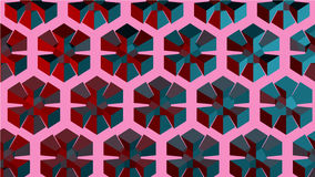 Background geometric image. Background image of colored pattern made of geometry shapes Royalty Free Illustration