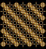 Background from geometrical figures Royalty Free Stock Photography