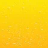 Background glass of beer with drops of drink Royalty Free Stock Photography