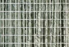 Background Of Glass And Curtains Stock Photography