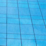 Background of glass modern office building Royalty Free Stock Photography