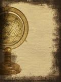 Background with globe Stock Photos
