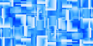 Background of glossy squares. Abstract blue background of glossy squares Royalty Free Stock Image