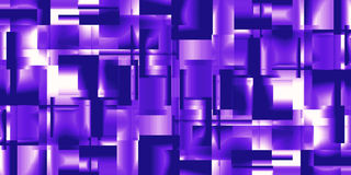 Background of glossy squares. Abstract blue background of glossy squares Stock Image