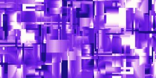 Background of glossy squares Royalty Free Stock Photos
