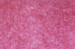 Background of glowing pink felt Stock Photo