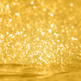 Background in gold Stock Photos