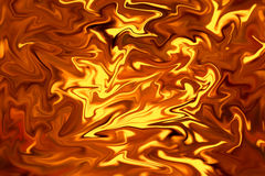 Background gold abstract pattern Stock Photo