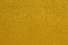 Background gold glitter of wall cement Royalty Free Stock Photo