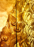 Background gold ornament Stock Photos