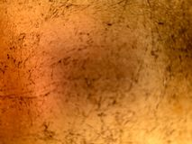 Background golden and copper color, curve and circle pattern abstract artistic design.  stock photos