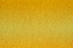 Background of golden paper. For brochure template Stock Image