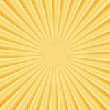 Background of golden rays. Vector illustration for your design. Background of golden rays. Vector illustration for your design stock illustration