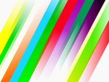 Background gradient, light and lines Stock Photography