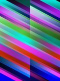 Background gradient, light and lines Stock Photos