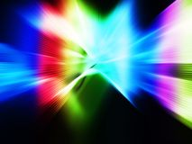Background gradient, light and lines, radial shape Royalty Free Stock Images