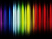 Background gradient, stripes shape Royalty Free Stock Photos