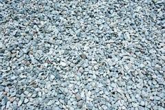 Background of granit crushed stone Stock Image