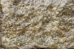 Background of a granite stone. Royalty Free Stock Photography