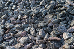 Background granite stone material texture Stock Photography