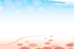 Background graphic cute Royalty Free Stock Photography