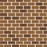 Brick wall paper artwork for background. stock illustration