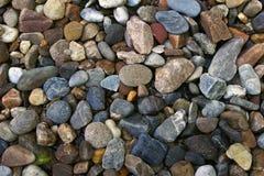 Background of gravel Stock Image