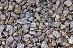 Background  gravel Stock Photography