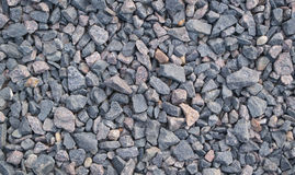 Background of gravel - stone texture Royalty Free Stock Image