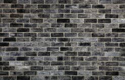 Background of gray bricklaying Royalty Free Stock Photos