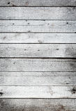 Background - gray grunge weathered wooden boards Royalty Free Stock Image
