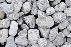 Background of gray rocks Stock Photography