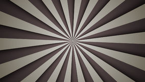 Background of gray rotating beams. Animated background of gray rotating beams royalty free illustration