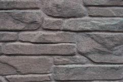 Background gray stone wall with place for text stock image