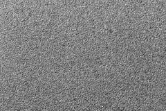 Background gray  surface sandpaper closeup Stock Image