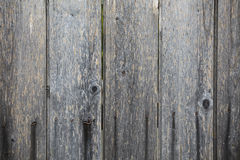 Background gray wooden planks Stock Photography