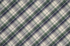 Background of Plaid Cloth Royalty Free Stock Photos