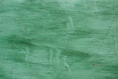 Background green brush painted metal Stock Images