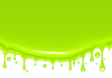 Background, green drops. Drops of bright green paint, background Royalty Free Stock Images