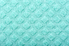 Background green fabric Royalty Free Stock Photos